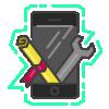 corsi riparazione smartphone Logo